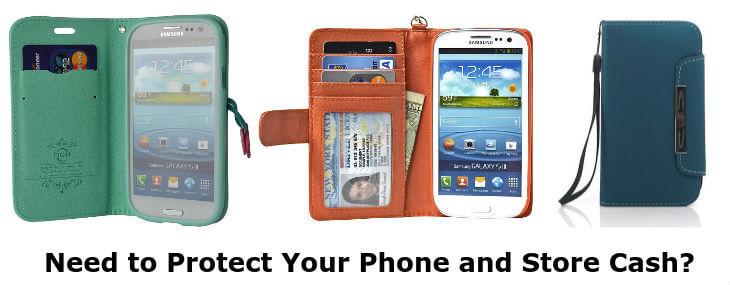 9 Najlepší Samsung Galaxy Púzdra na peňaženky S3 pre neporaziteľnú hotovosť 1
