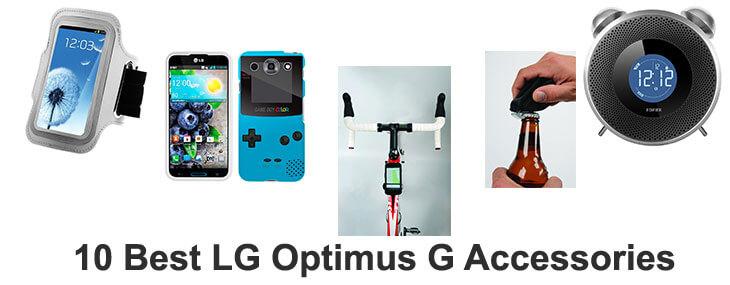 9 Najlepšie príslušenstvo LG Optimus G na polievanie telefónu 1