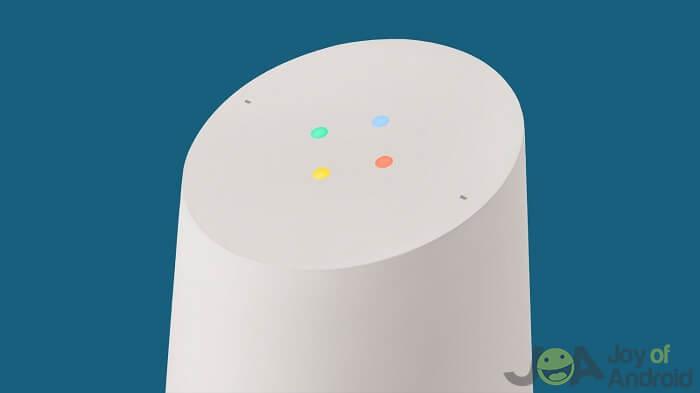 problémy s touchpadom google home