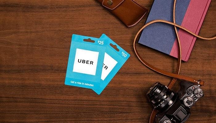 Ako používať darčekovú kartu Uber (5 Kroky) 1