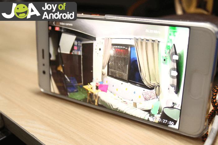 Ako používať telefón s Androidom ako bezpečnostnú kameru CCTV 1
