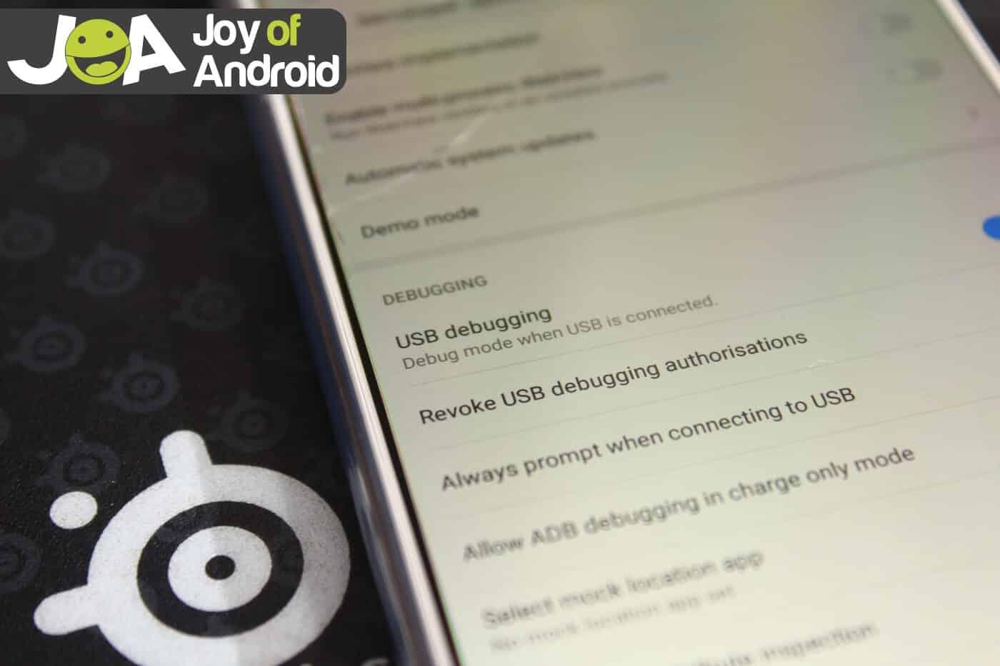 Ako povoliť ladenie USB v systéme Android [3 Easy Steps] 1