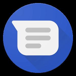 Google Messenger logo aplikácie