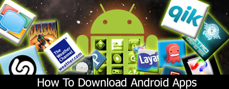 Ako sťahovať aplikácie pre Android do telefónu alebo tabletu: rýchlo a čisto 1