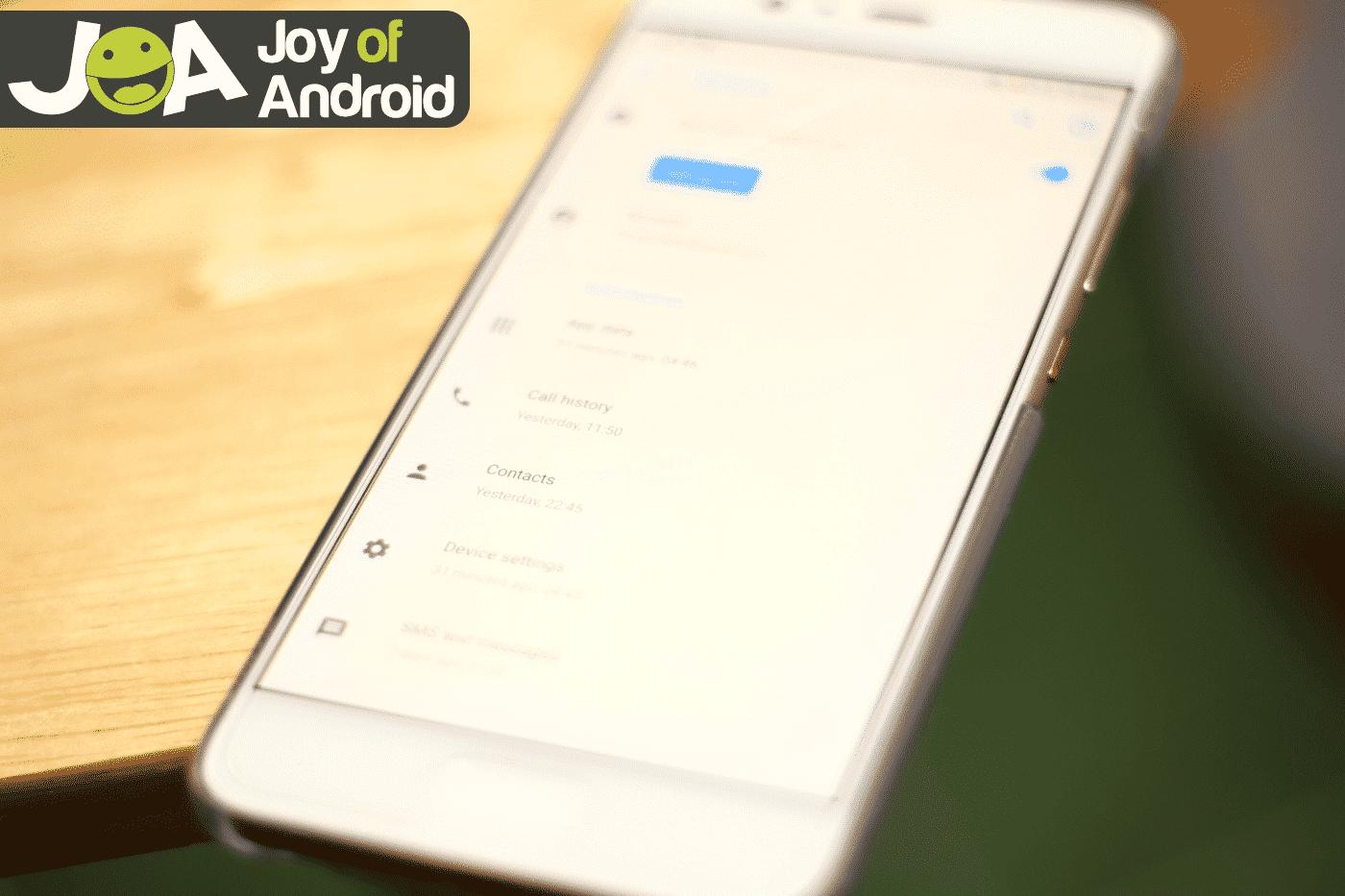 Ako zálohovať kontakty v systéme Android [4 Contact Backup Methods] 1