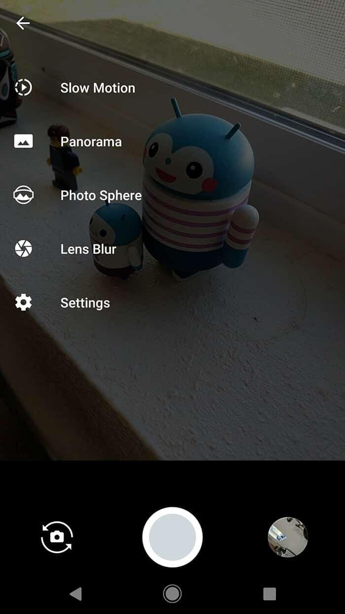 Triky s fotoaparátom Google Pixel