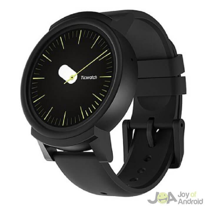 Ticwatch E - najlepšie hodinky s Androidom, ktoré sú vodotesné: naše 2 Obľúbené od Joy of Android