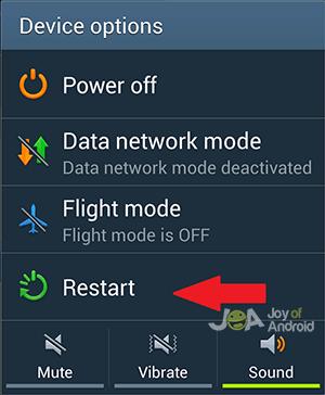 Opravte Samsung Galaxy Klávesnica On5, ktorá nefunguje alebo sa zobrazuje 2