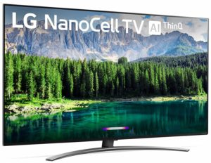 Ponuky Cyber Monday - LG Nano 8 Séria TV