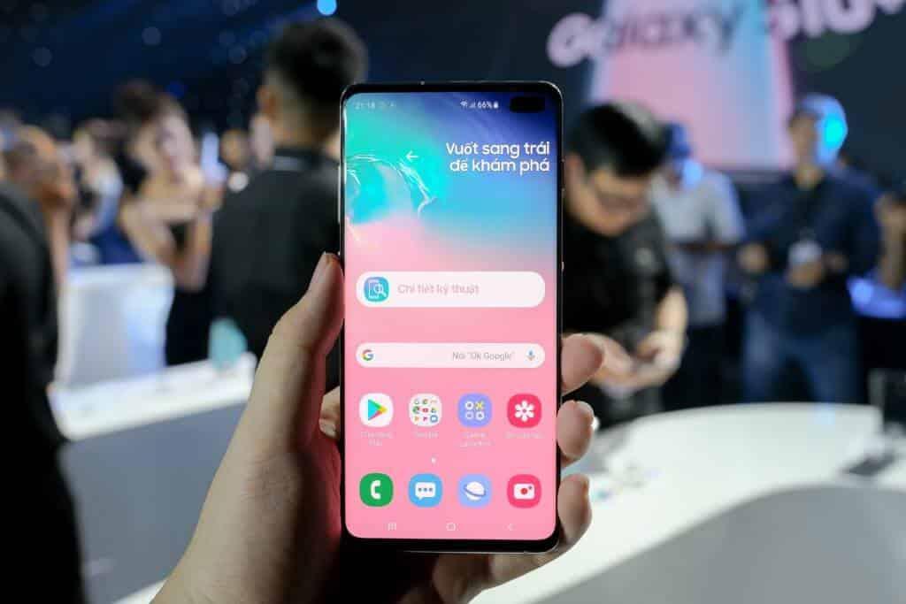 Porovnanie telefónov Samsung: Galaxy S10 vs. S10 Plus vs. S10e vs. S10 5G 1