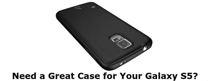 Recenzia Diztronic Matte Flexible TPU Case (Galaxy S5) 1