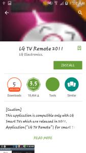 Prečítajte si LG TV Remote - 012