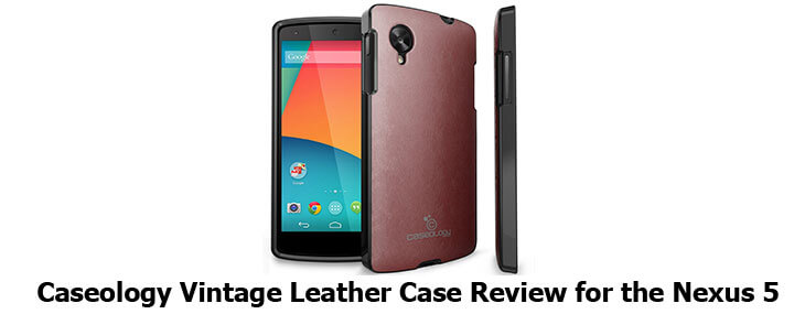 Recenzie na prípadovú koženú kazetu (Nexus 5): Elegantné zabezpečenie 1