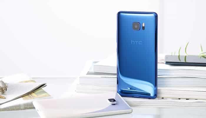 Riešenie bežných problémov s HTC U Ultra 1