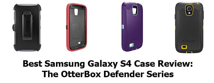 Samsung Galaxy Kontrola prípadu S4 OtterBox Defender 1