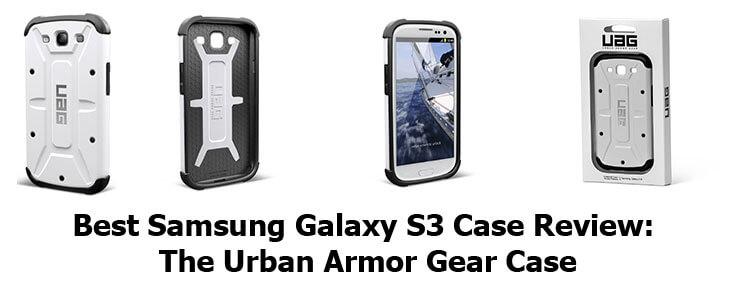Samsung Galaxy Recenzia puzdra na prevodovku S3 Urban Armor 1