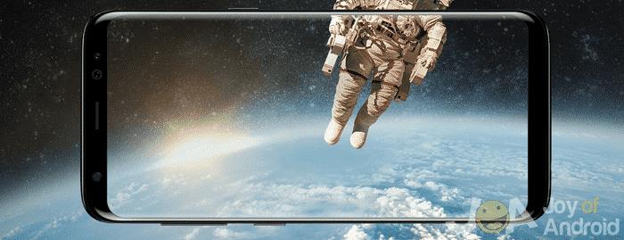 Samsung Galaxy S8 vs. Galaxy S8 Plus 4