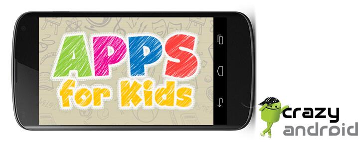 Top 9 Aplikácie pre Android pre deti, ktoré prinášajú nový smer ich života 1